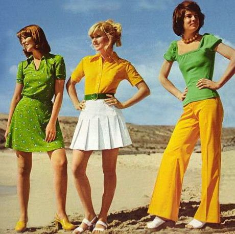 Vestiti stile anni 70 | Stile e bellezza