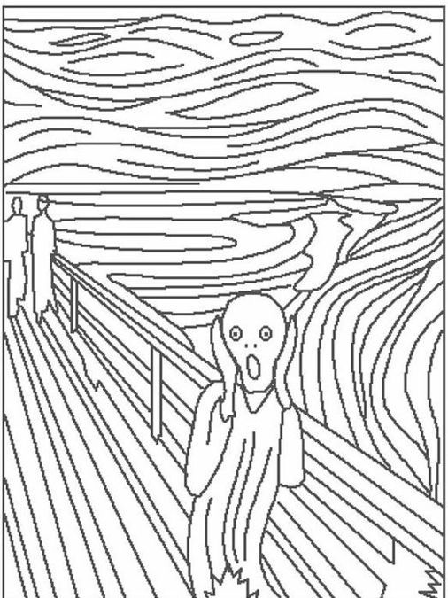 Best 25 The scream ideas on Pinterest  Scream art Scream 3 and