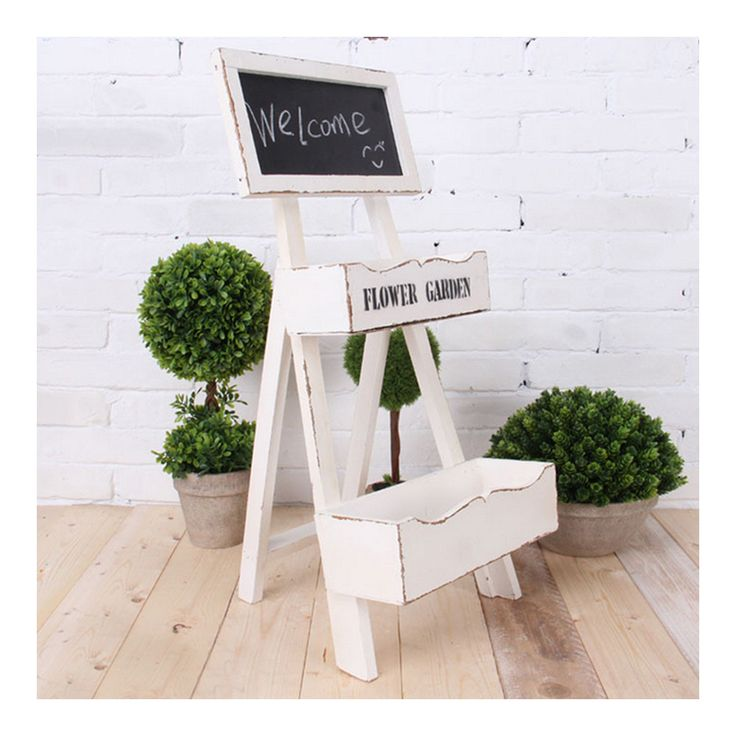 Features: Double lattice for gadgets Bottom can put flowerpot Nostalgic home decoration Refreshing and beautiful color Superior fir made Specifications: Size:28*30*61cm Weight:0.95kg Material:fir Colo