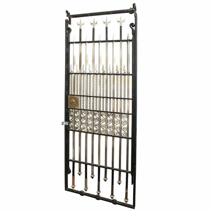 84 Best Images About Gates On Pinterest Iron Gates Art