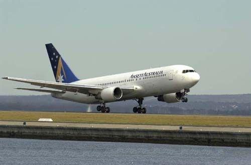 Ansett Australia Boeing 767-200 (VH-RME)