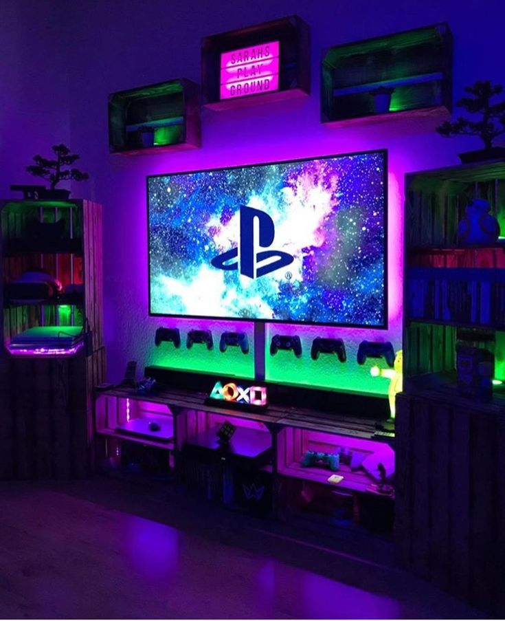Pin by Destructiveunicorn on Fortnite | Video game rooms ...
