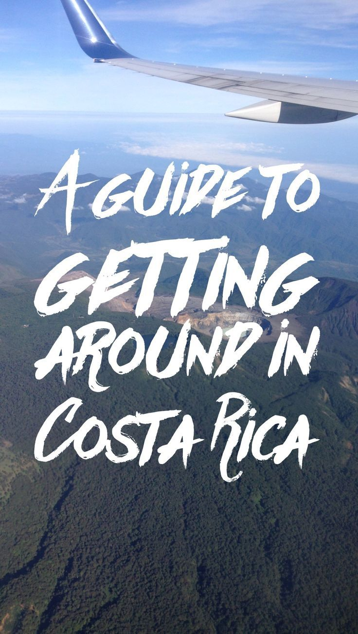 I spent like 2 months prior to going to Costa Rica in a haze of planning panic. Like, how do I get around? Do I have to book everything now? Worry not friend, I am here with a brief guide to help you chillax. It is in fact, relatively easier to travel in Costa Rica. Click to find out | Maps of Pangea