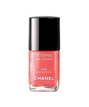 Favorite Summer Polish - Distraction by #Chanel