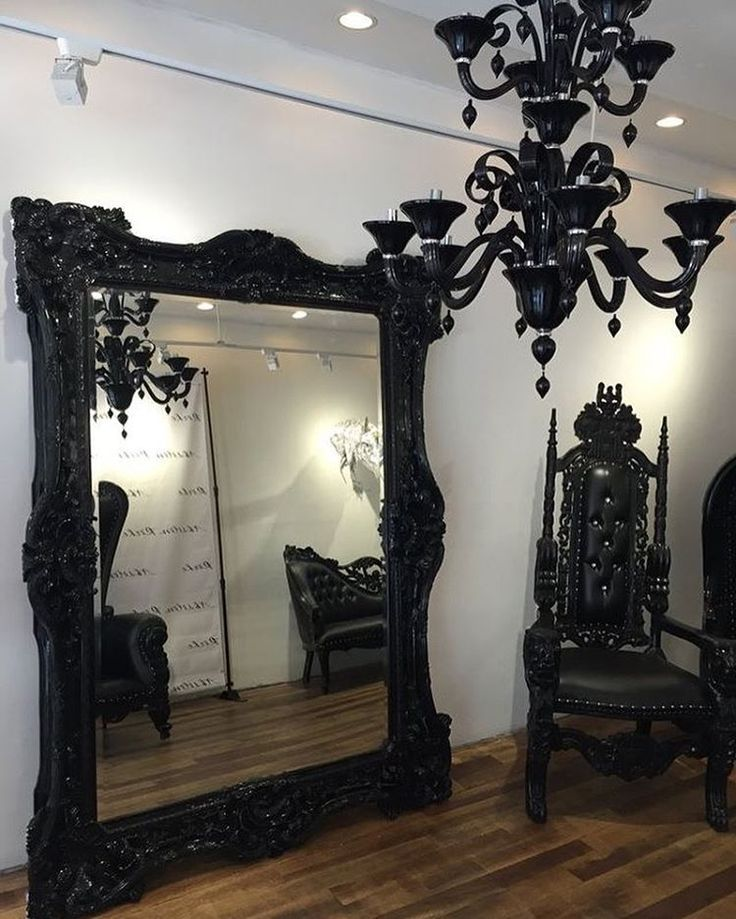 356 Best Gothic Images On Pinterest  Framing Mirrors Home And Enchanting Gothic Bedroom Furniture Inspiration Design