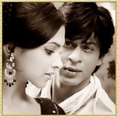 Om Shanti Om with Deepika Padukone and Shah Rukh Khan (2007)