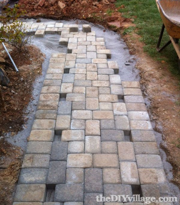 37 best images about stone patio on Pinterest