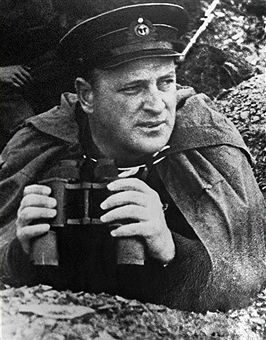 Murmansk, USSR. Pavel Kosmachev, Commander of the 221st Coastal Battery, who fought on the Eastern Front during World War II. TASS - pin by Paolo Marzioli