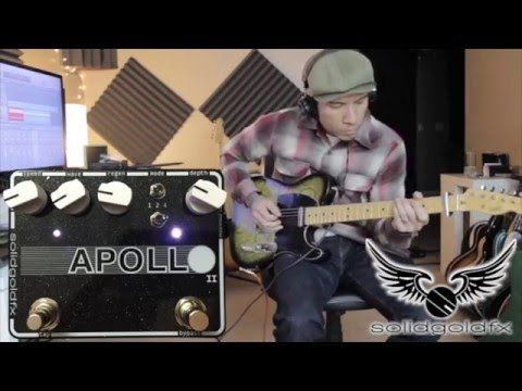 SolidGoldFX Apollo II pt.1 - Feat. RJ Ronquillo