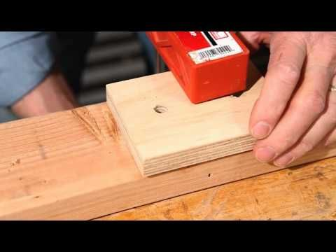 Make A Custom Holesaw To Remove Stripped Screws - YouTube