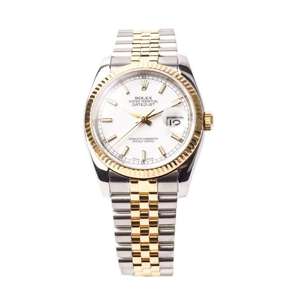 Pre-Owned Rolex Oyster Perpetual Datejust Timepiece