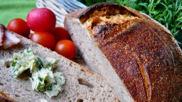 Kváskový chlieb s 24 hodinovým odkladom (fotorecept) - obrázok 7