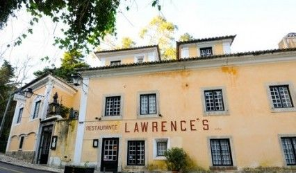 Lawrences Hotel, Sintra, Portugal with Eça in The Maias
