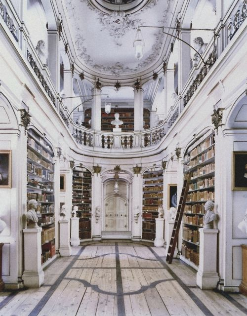 Top 32 des plus belles bibliothèques du monde, celles qui donnent envie de lire