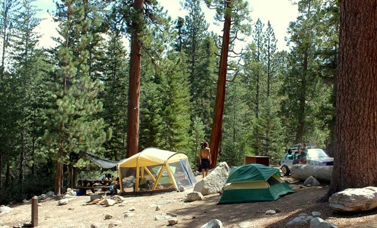 Buckhorn campground best campsite 90 minutes outside of