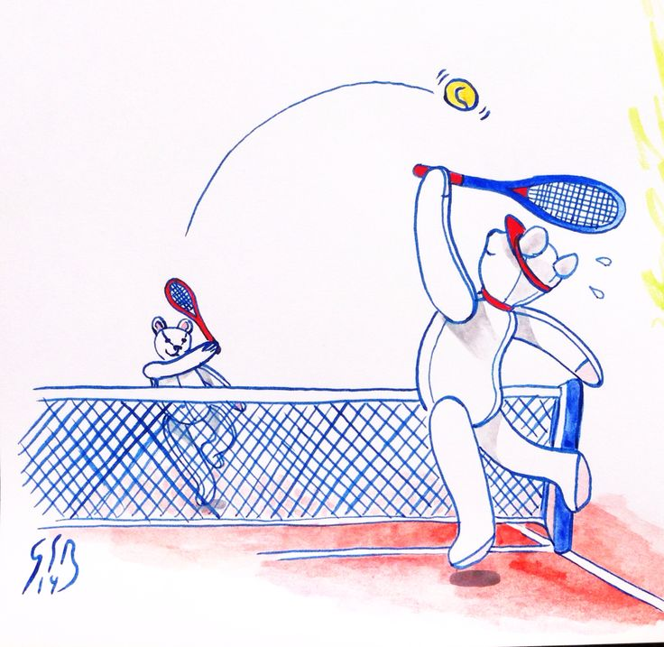 Oooopssss!!! Tennis