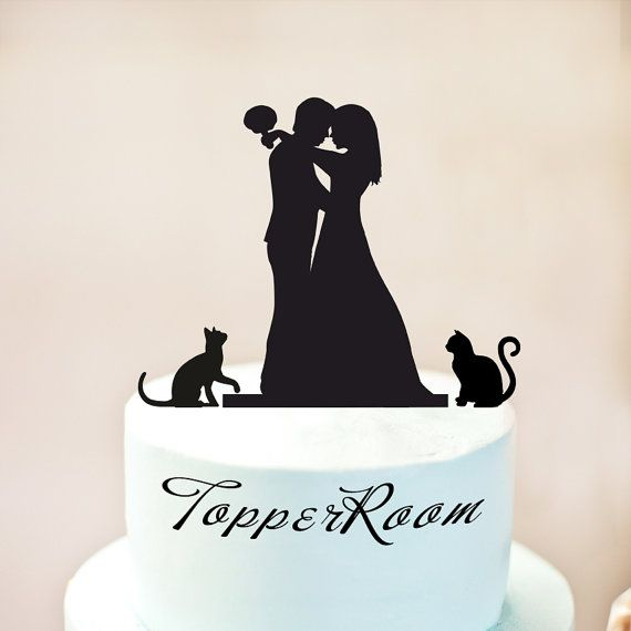 We produce all kinds of personalized wedding cake toppers. We can engage with user names and Mr & Mrs, make it unique for you or a gift for a friend, and we make funny monogram cake topper, cake topper initial, birthday cake topper  CAKE TOPPER DIMENSIONS AND MATERIALS: - materials - acrylic - topper is made thick from 1/8(3mm)  The personalized cake topper is a modern sentiment and will make any cake elegant. We use laser machine from high quality acrylic and features an elegant script that…