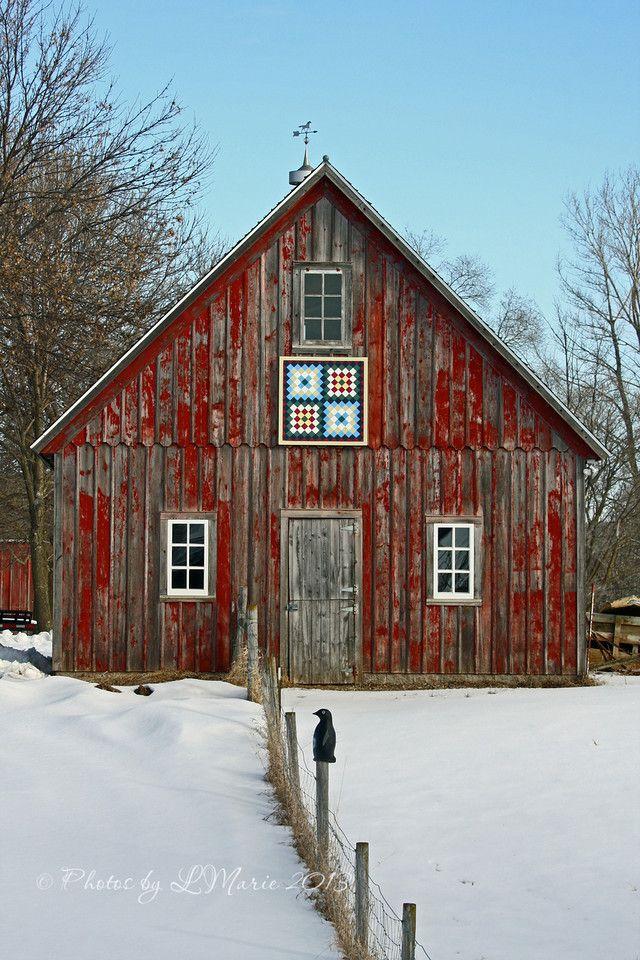 Carver County Quilt Barns - PhotosbyLMarie