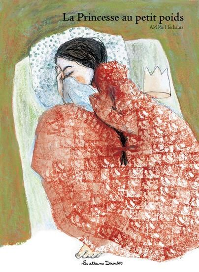 Anne Herbauts.The princess and the pea