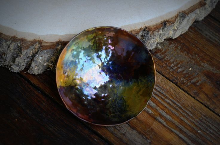 Copper Dish * Hammered Copper Bowl * Copper Anniversary Gifts for Men * Copper Gift 7th * Anniversary Gift * Personalized Gift for Men