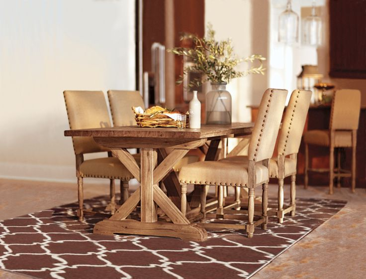 Home Decorators Cane Dining Table