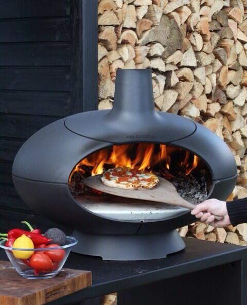 Morso Living Pizza Oven