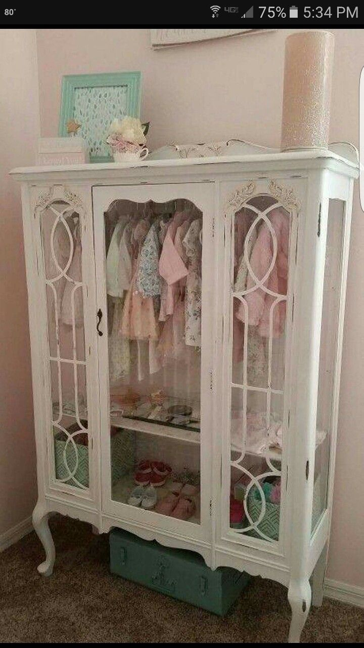 New idea for China cabinet