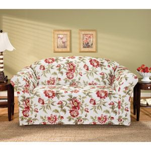 Sure Fit Stretch Olivia Loveseat Slipcover