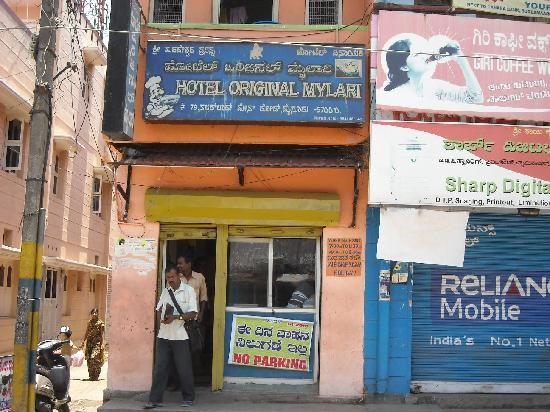 Famous Hotel in Mysore, known for its Dosa Varieties--Vinayaka Mylari, Nazarbad, Mysore