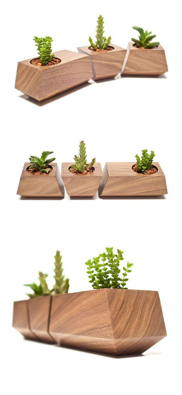 3-Pc Pacifica Planter Set