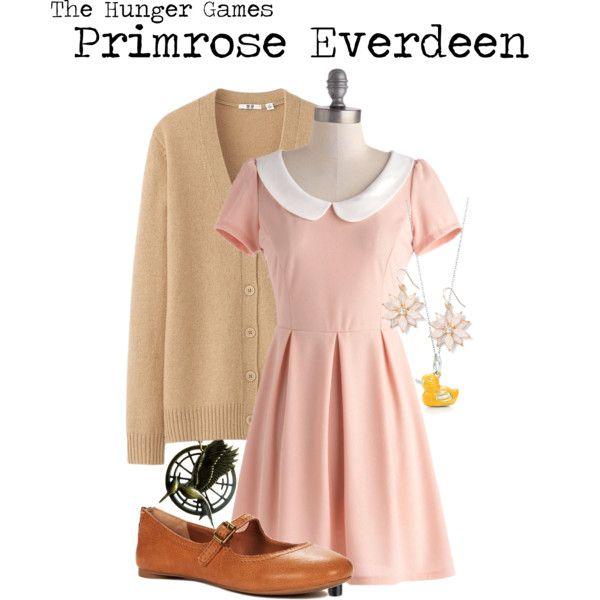 primrose everdeen hunger games outfit - Primrose Everdeen Halloween Costume