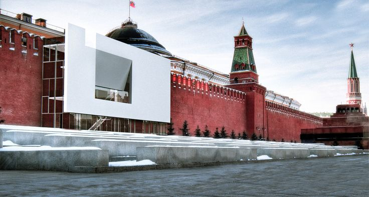 Theresults of the Red Square Tolerance Pavilion Competition, hosted by Homemade Dessert (HMMD), have beenannounced....
