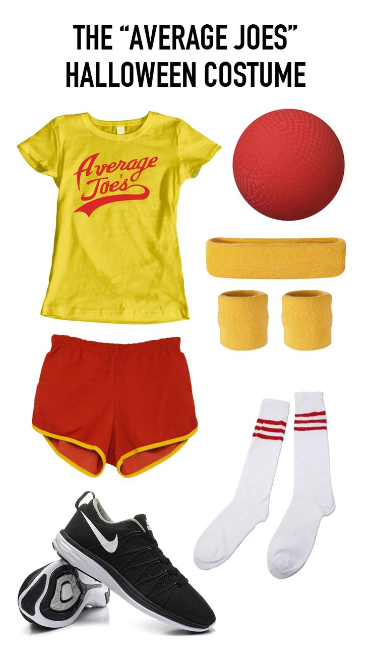 If you can dodge a wrench, you can dodge a ball. Grab your squad. #dodgeball #averagejoes #halloweencostume