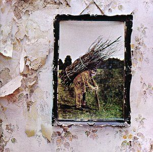 Led Zeppelin 4 by Led Zeppelin. Released in 1971, album stars out with Black Dog and then is followed by Rock and Roll. It also features one of rock's most iconic song and a personal favorite Stairway to Heaven.
