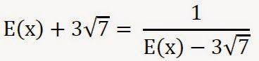 Matematică - rezolvări detaliate: Ecuatie cu radicali (clasa a 7-a)