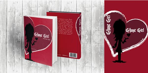 Ghost Girl Book on Behance