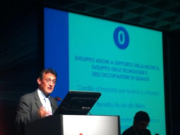 A #VES13 interviene Marco Pezzaglia del Comitato Scientifico di #Smartenergy.