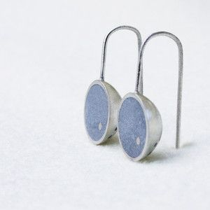 Cupola Earrings Sterling now featured on Fab. -- Love everything in this Fab Store.