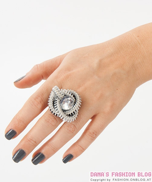 DIY Zipper ring