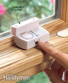 Best 25+ Window alarms ideas on Pinterest | Cheap home security ...