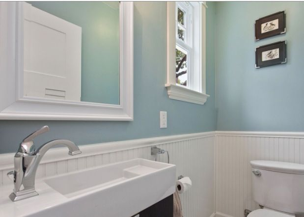 Good bathroom colors bathrooms pinterest for Good colors for small bathrooms