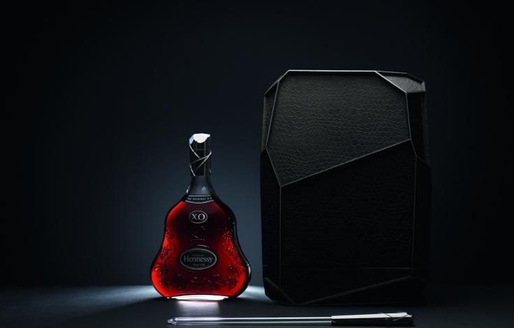Hennessy home mathusalem bouteille coffret alcool