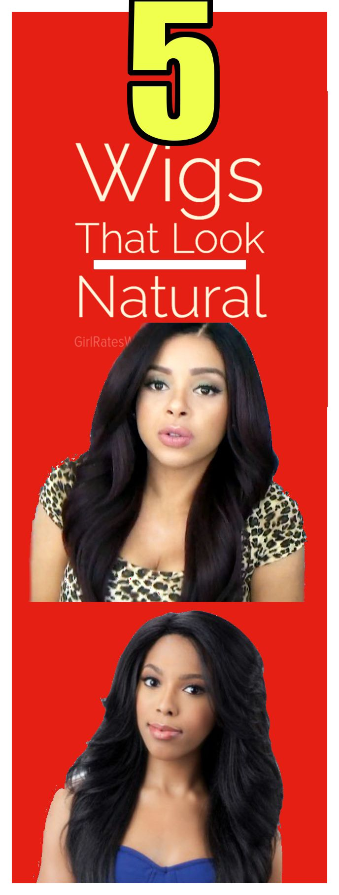 Cheap Synthetic U Part Wigs