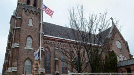 Muslim Syracuse dibolehkan Turunkan Salib dan Ubah Gereja jadi Masjid | Ruang Wacana