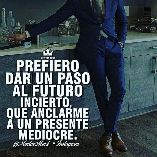 NO busques seguridad, Busca Libertad.  La seguridad la encuentras en cualquier lado y seguramente te atraerá mucho la idea, pues estarías viviendo en la zona de confort.  La libertad es aquello incierto que aparentemente es arriesgado, pero ese riesgo se disfraza muy bien. Detrás de esa máscara de incertidumbre está la gloria de la libertad.  El riesgo te hace crecer, la seguridad te empobrece.  #frases #actitud #negocios #motivacion #marketing #trabajo #sueños #empresarios #positivo…