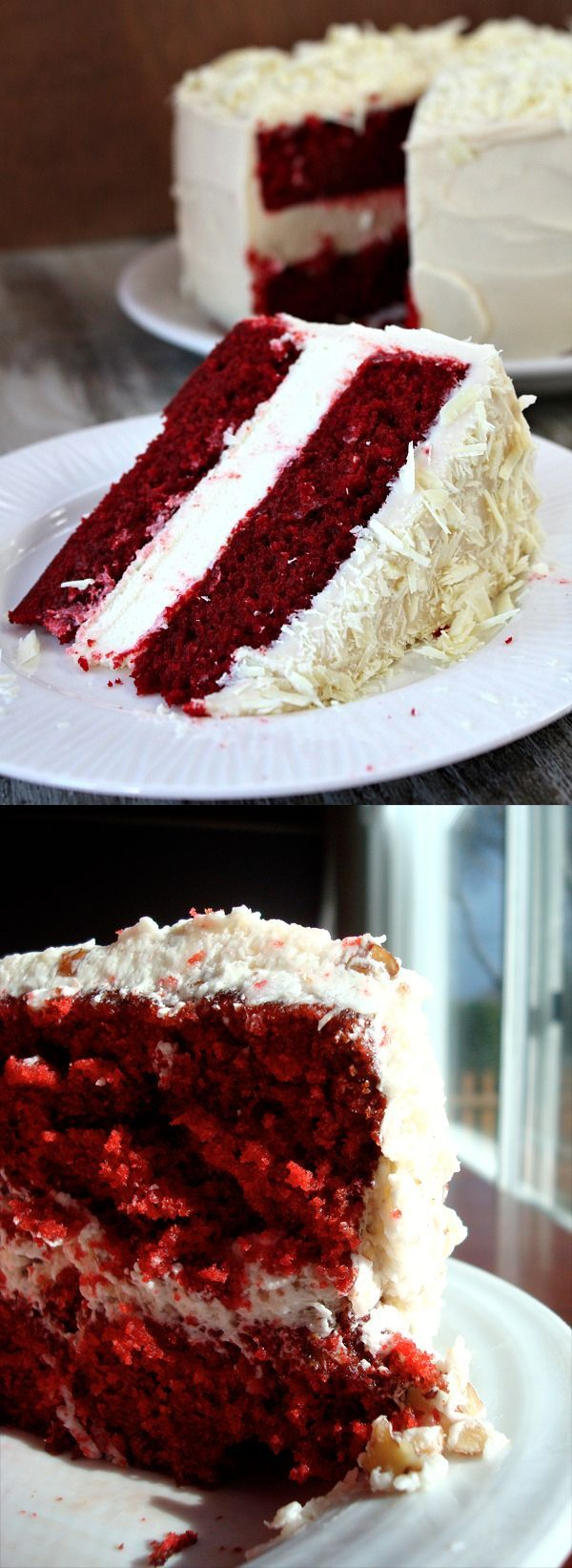 The Most Delicious Red Velvet Cake – Perfect for Valentine's Day  | followpics.co