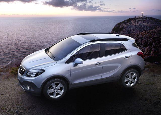 Opel Mokka (mini-SUV)
