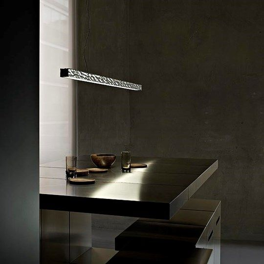 Long & Hard: Discover the Flos suspended lamp model Long & Hard