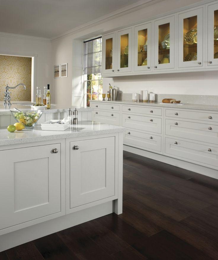 French Grey Kitchen: 15 Best Burbidge's Petworth Kitchen Images On Pinterest