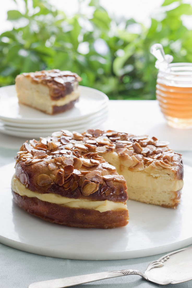 Stay in for a sweet baking sess and impress family and friends with a fresh BeeSting cake...made from a real German recipe :)